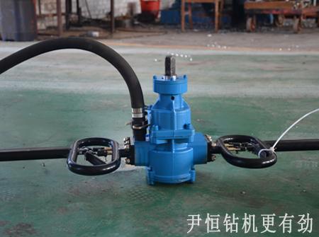 煤矿用探水钻机
